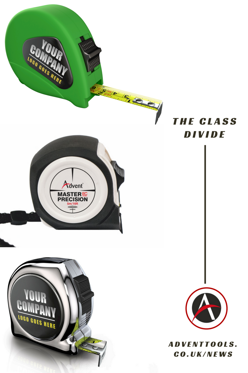 Class I and Class II tape measures